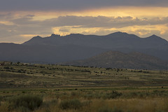 DJT_1126 (David J. Thomas) Tags: ely nevada nv travel vacation nationalspeleologicalsociety convention conference nss clouds mountains weather sunset