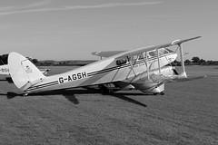 DH Dragon Rapide (marius bekker) Tags: dragonrapide blackwhite oldwarden gagsh britisheuropeanairways royalmail dh89dominie