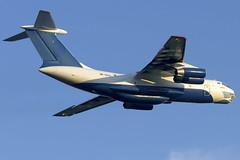 IL7_4K-78131_AzerbaijanAF_UUMB (inal.khaev) Tags: il7 uumb military cargo russia azerbaijanaf fbd