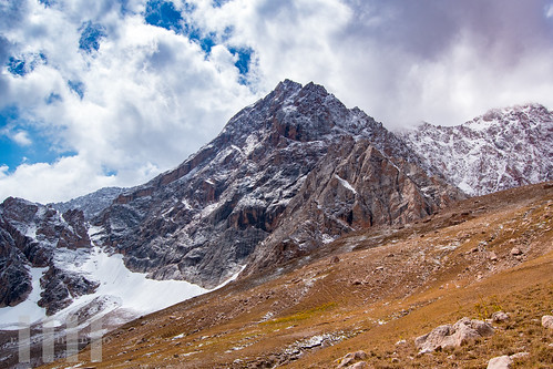 Duqdon, Fann Mountains, Tajikistan.