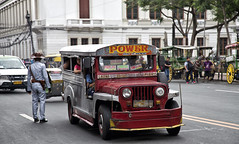 HL8A3939 (deepchi1) Tags: manilla phillippines asia pacific islands urban city jeepneys taxis jeeps traffic