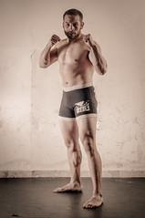 May Leon- Pro MMA Fighter (Tj Cowboy) Tags: 2013 d90 march mayleon mexico nikon nikond90 playas tijuana fight fighter fitness mma people portrait prefight sport bad boy