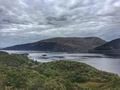 The view opens up (barronr) Tags: scotland lochlomondthetrossachsnationalpark benlomond theptarmigan loch lomond