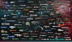 SHIPtember 2015 Poster (Brixnspace) Tags: shiptember ship ships lego 2015 poster space armada fleet spaceship