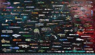 SHIPtember 2015 Poster