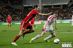 Espaa 3-0 Bielorrusia (VAVEL Espaa (www.vavel.com)) Tags: espaa huelva seleccion bielorrusia juanfran seleccionespaola juanignaciolechuga eurocopa2016