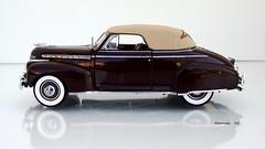 1941 Chevrolet Special De Luxe Convertible (JCarnutz) Tags: chevrolet 1941 diecast 124scale danburymint