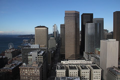 From Smith Tower