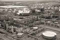 BP Refinery in Whiting, Indiana (JoeyBLS Photography) Tags: industry unitedstatesofamerica indiana oil bp refinery whiting whitingindiana northwestindiana bprefinery