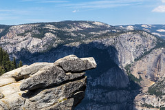 Yosemite Trip - August 2014 - 57 (www.bazpics.com) Tags: california park ca cliff mountain lake rock point view unitedstates flat hill tunnel national valley yosemite granite yosemitenationalpark tenaya omsted