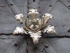 Praha, SM, kostel sv. Jakuba (ladabar) Tags: detail prague prag praha kostel dvee kovn pragdetail