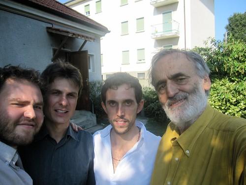 con Lachenmann / trio fluido