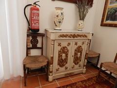 Mobiliario Museo Palacio Pedro I Astudillo Palencia 07 (Rafael Gomez - http://micamara.es) Tags: mobiliario museo palacio pedro i astudillo palencia real monasterio de santa clara clarisas