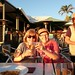 Sunset drinks @ Broome