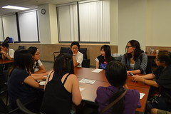 "WICS Week 1 General Meeting & Mentorship Program • <a style=""font-size:0.8em;"" href=""http://www.flickr.com/photos/88229021@N04/15584276278/"" target=""_blank"">View on Flickr</a>"