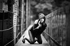 Takedao Fashion Photoshoot (Ilko Allexandroff / イルコ・光の魔術師) Tags: portrait fashion japan 日本 ポートレート ファッション strobist 武田尾 takedao