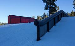 A Dormant Rail - Bear Opens Soon!