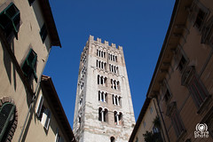 Basilica di San Frediano (andrea.prave) Tags: city cathedral basilica kathedrale catedral lucca cathédrale tuscany mura toscana città kathedraal cattedrale собор 大教堂 大聖堂 basilicadisanfrediano discovertuscany visittuscany