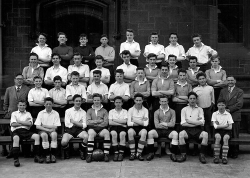 Bellahouston Football Team 1950s