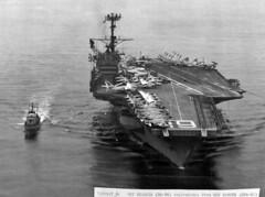 USS Ranger (CVA-61) 1970-1971 (skyhawkpc) Tags: airplane 1971 aircraft aviation navy tracer naval usnavy usn carrier intruder nk seaking f4j vigilante phantomii skywarrior seaknight cvw2 corsairii det1 a7e a6a ussranger sh3a e1b det110 a6c cva61 ra5c pg96 eka3b ka3b sh3g det7 vf21freelancers vf154blackknights vaq134garudas rvah1smokintigers hc1fleetangels va145sundaypunchers va25fistofthefleet va113stingers hc7seadevils vaw111earlyeleven ussbenicia