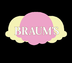 Braum's Final Logo (Moon Designs & Illustrations) Tags: design marketing graphicdesign flat branding collateral corporateidentity braums lunargrafixx