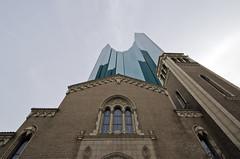 (DavidGuthrie) Tags: church architecture colorado catholic ghost denver holy