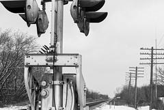 TrainTracks (jmishefske) Tags: railroad november wisconsin train nikon tracks signal v1 caledonia 2014