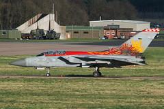 (scobie56) Tags: last fife north 111 f3 tornado raf 43 leuchars squadrons qra 56r f3w