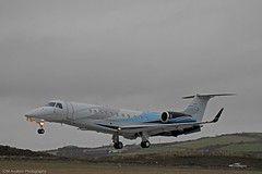 Embraer Legacy 600 M-IRON at Isle of Man EGNS 18/12/14 (IOM Aviation Photography) Tags: man 600 isle legacy embraer miron 181214 egns