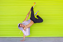 Lime Stand (sarahshootspeople) Tags: urban colors jump colorful action vibrant nike flip handstand breakdance breakdancing fitness leap fit actionshot actionphotography fitnessshot fitnessphotography