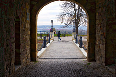 One of the Kalemegdan Gates (mares816) Tags: city urban architecture zeiss gate sony serbia belgrade beograd srbija kalemegdan nex5n planar3218touit
