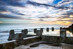 Coogee (Kash Khastoui) Tags: k rock sunrise australia nsw coogee rockpool kash khashayar khastoui