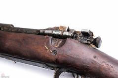 Red Band 2 (Staufhammer) Tags: gun rifle worldwarii ammunition remington 1903 firearm redband 3006 boltaction militarysurplus sonyalpha royalarmory a6000 sonya6000 sonyilce6000 staufhammer redstarremington1903 aesirtacticalarmory