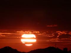 (IgorCamacho) Tags: brazil sky sun primavera sol paran weather brasil sunrise spring cu southern cielo tempo amanhecer sul horizonte clima