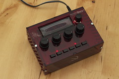 Shruthi-1 Polivoks (TheSlowGrowth) Tags: diy synthesizer shruthi polivoks shruthi1