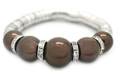 5th Avenue Brown Bracelet P9411-3