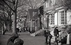 Colonial Williamsburg Virginia (dungan.robert) Tags: bw white black film 35mm virginia williamsburg colonialwilliamsburg argus orwo un54 caffenolccl copyrightrobertedungan2014 ano38255
