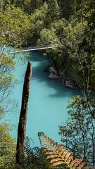 The Hokitika Gorge (> Russ<) Tags: newzealand beautiful nz gorge westcoast hokitika canonefs1785mm hokitikagorge canon600d thehokitikagorge