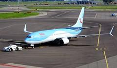 ArkeFly Boeing 737-8K5 PH-TFA Push (Mark 1991) Tags: amsterdam boeing schiphol ams 737 schipholairport 737800 amsterdamairport amsterdamschiphol arke amsterdamschipholairport arkefly phtfa