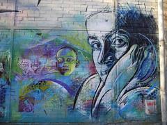 C215 (tomatokid99) Tags: portrait streetart paris france art graffiti stencil urbanart graff visage pochoir vitrysurseine c215