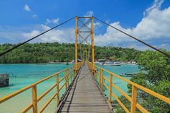 The Bridge | Nusa Lembongan
