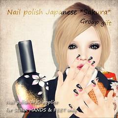 SLINK Nail polish (*::.MARUCO.::*) Tags: fashion polish sl nails secondlife slink