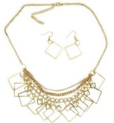 5th Avenue Gold Necklace P2011A-2