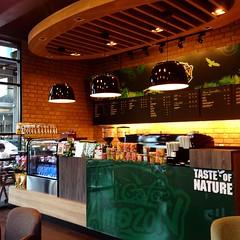 #คาเฟ่อเมซอน ก็แวะได้ #ถนนทุ่งโฮเต็ล #สตาร์เวิร์ค #เชียงใหม่ #กาแฟ ถูกดี 35 บาท มีพรีเมี่ยมให้เลือกที่ 60 บาทด้วย ยังไม่ได้ลอง #caféamazon at #starwork #tunghotelroad #chiangmai #thailand #cafehoppingchiangmai