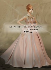 HAUTE COUTURE (AHMED EL BADAWY) Tags: our wedding paris home fashion magazine artist designer collection dresses accessories ahmed couture haute fabrics                   elbadawy
