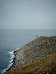 Cape Tenaron (John Grivas) Tags: sea water landscape cloudy outdoor cape