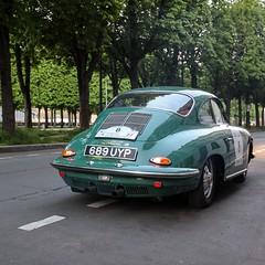 Porsche 356 (Pichot Thomas) Tags: auto paris car canon 2000 tour grand porsche palais optic 356 2016 500d