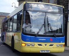 Accrington (Andrew Stopford) Tags: volvo wright accrington renown b10ble transdev keighleydistrict lancashireunited x574yug