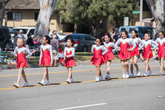 Torrance Dance & Drill Team (mark6mauno) Tags: torrance dance drill team 57thannualtorrancearmedforcesdayparade 57th annual armed forces day parade 2016 nikkor 70200mmf28gvr nikond810a nikon d810a