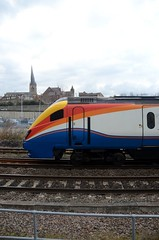 222014 aa Chesterfield 010316 D Wetherall (MrDeltic15) Tags: chesterfield meridian class222 eastmidlandstrains 222014